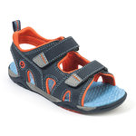 pediped™ Flex  - Navigator Navy Orange