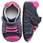 pediped™ Originals - Jake Navy Pink