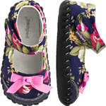pediped™ Originals - Louisa Navy Floral