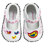 pediped™ Originals - Charlotte White Multi
