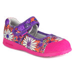 pediped™ Flex - Bree Orange Floral