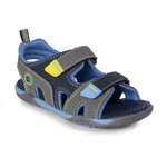 pediped™ Flex - Navigator Navy Yellow