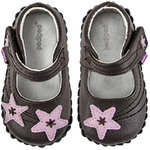 pediped™ Originals - Starlite Chocolate Pink