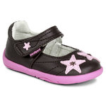 pediped™ Grip'n'Go - Starlite Chocolate Pink