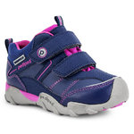 pediped™ Flex - Max Navy Pink