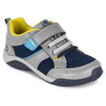 pediped™ Flex - Justice Grey Navy